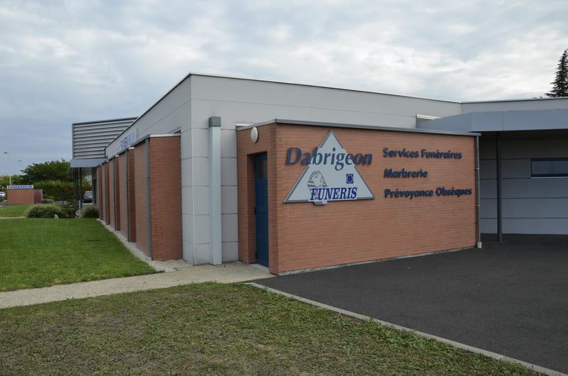 Pompes Funèbres Dabrigeon Clermont-Ferrand